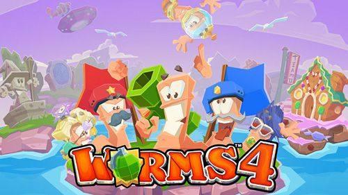 logo Worms 4