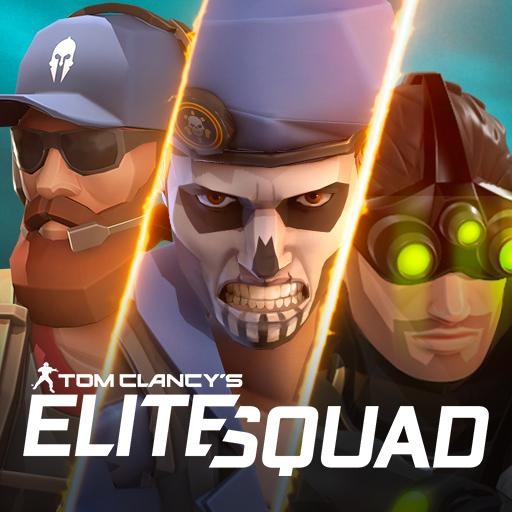 Иконка Tom Clancy's Elite Squad