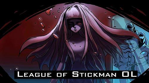 League of stickman OL Screenshot