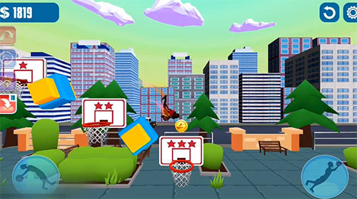 Dunk perfect: Basketball for Android