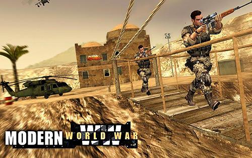 Call of modern world war: Free FPS shooting games Screenshot