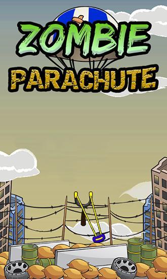 Zombie parachute Screenshot
