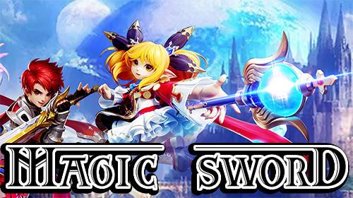 Magic sword: Storm strikes скриншот 1