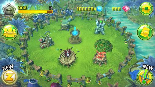 Invizimals: Battle hunters para Android