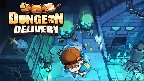 Dungeon delivery Screenshot