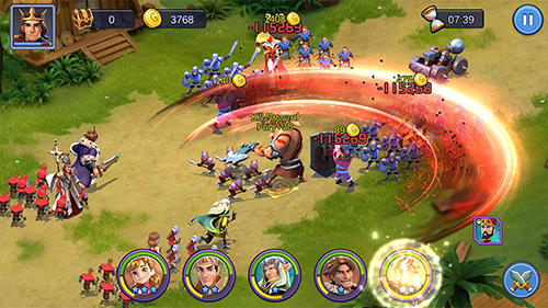 Final heroes für Android