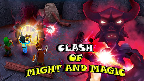 Clash of might and magic screenshot 1