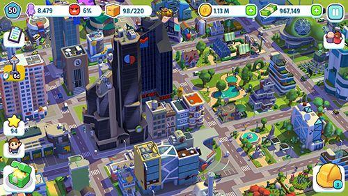 City Mania: Stadtbau auf Deutsch