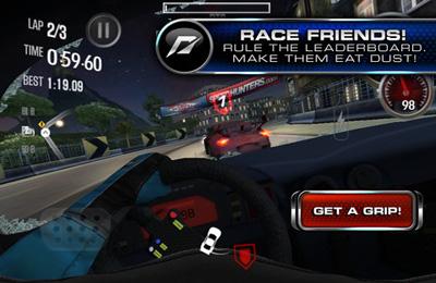 Скріншот Need for Speed SHIFT 2 Unleashed (World) на iPhone