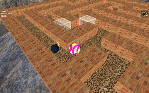Maze 3D für Android