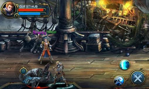 Blood and blade for Android