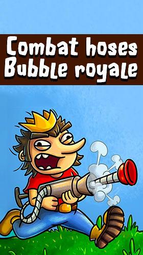 Combat hoses: Bubble royale Screenshot
