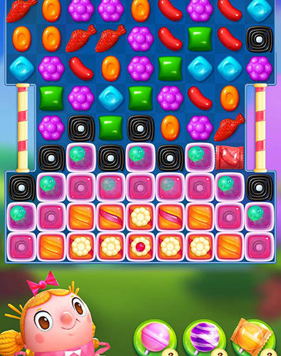Candy crush friends saga für Android