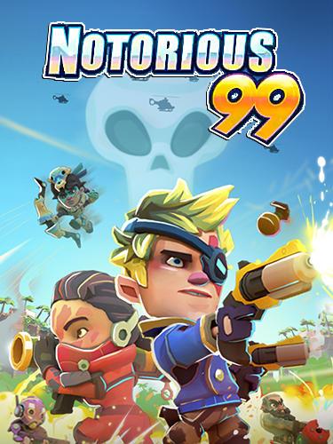 Notorious 99: Battle royale Screenshot