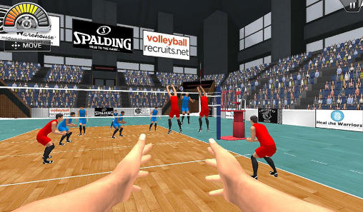 Volleysim for Android