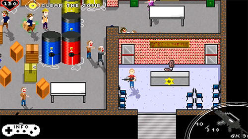 Screenshot Dead chronicles on iPhone
