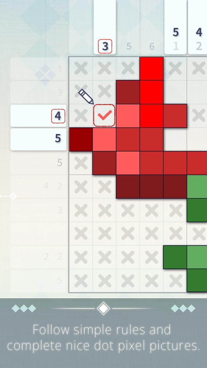 Eyes : Nonogram screenshot 1