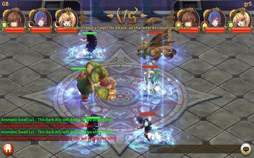 Jogos RPG Nine heartspara smartphone