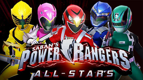 logo Power Rangers: All Stars