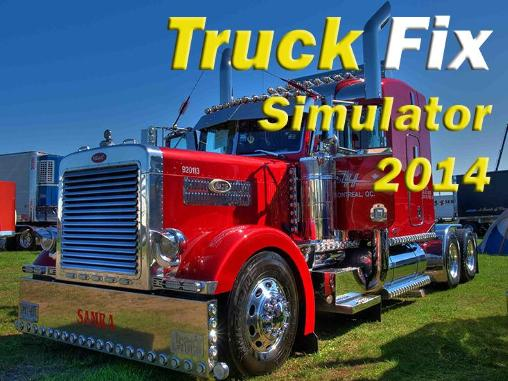 Truck fix simulator 2014 icono