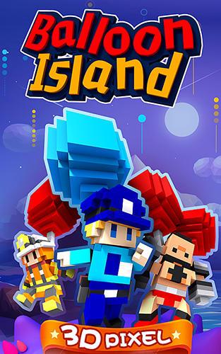 Balloon island Screenshot