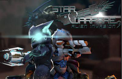 logo Guerra nas Estrelas: Invasão de Alienígenas