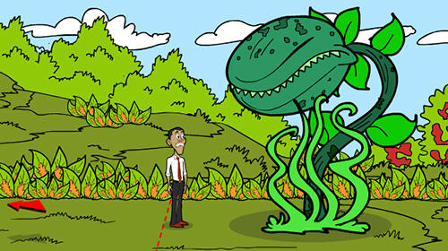 Obama and Cody: The mysterious island. Saw game Screenshot