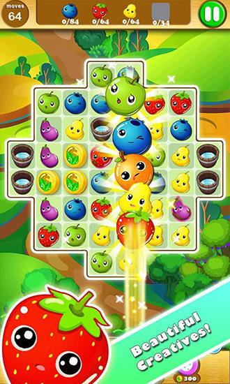 3 Gewinnt-Spiele Garden fever auf Deutsch