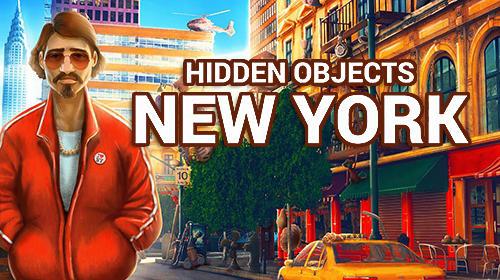 Hidden mystery: New York city Symbol