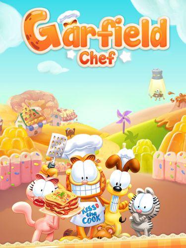 logo Jefe de cocina de Garfield: Juego de la comida