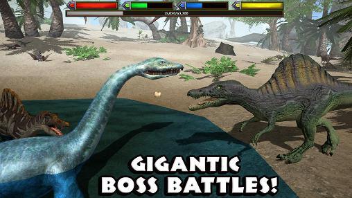 Ultimate dinosaur simulator für Android