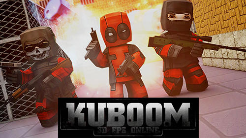 Kuboom Screenshot