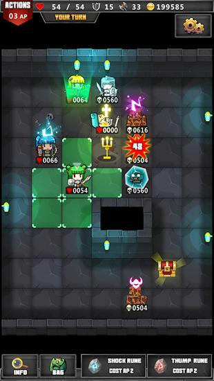 Portable dungeon legends auf Deutsch