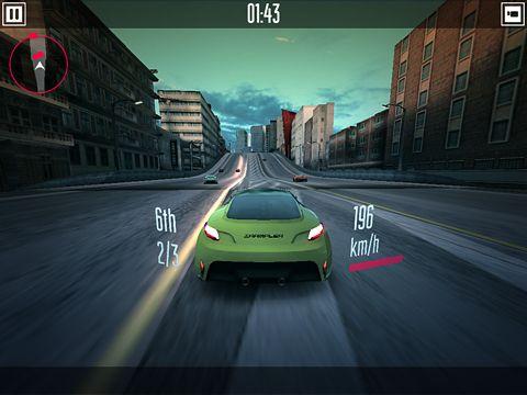 Screenshot Rusher Dominance auf dem iPhone