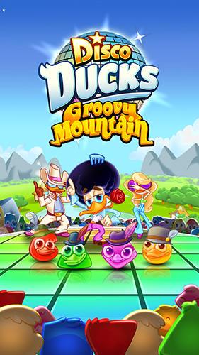 Disco ducks: Groovy mountain Screenshot