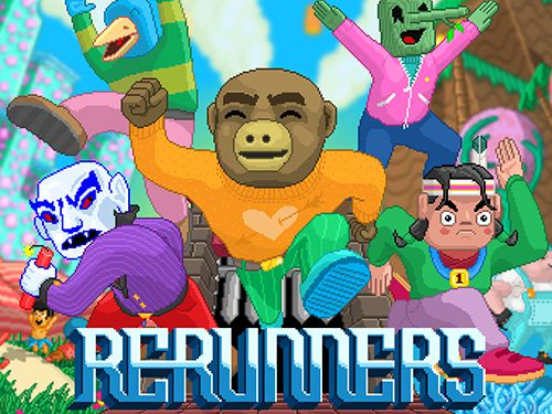 logo Rerunners: Race for the world
