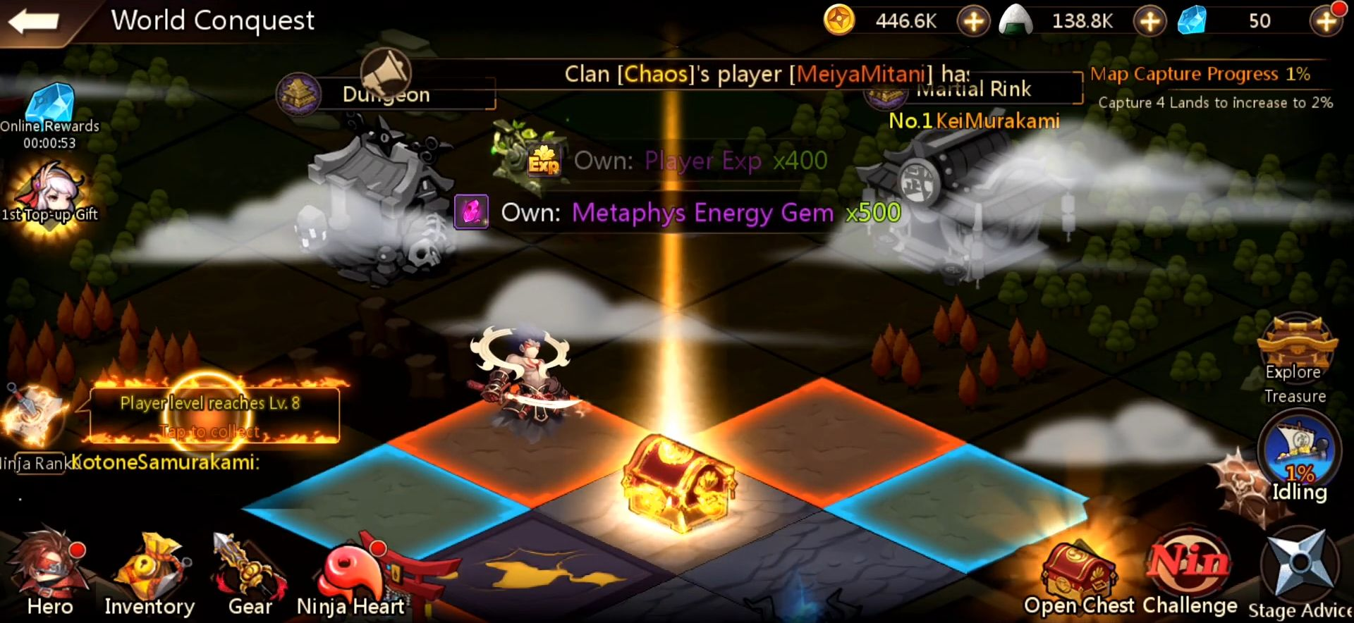 The Last Ninja: Origin screenshot 1
