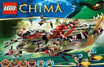 logo LEGO Legende von Chima: Speedorz