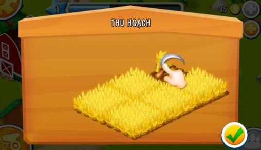 Farmery: Game nong trai für Android