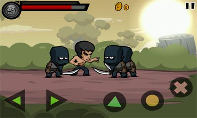 KungFu Warrior für Android