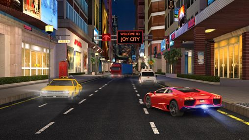 Auto racing for iPhone