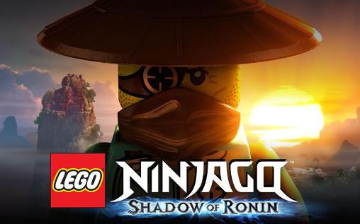 логотип Лего Ниндзяго: Тень ронина