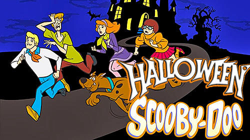 Halloween Scooby saw game icône