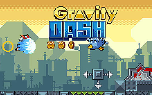 Gravity dash: Runner game icon