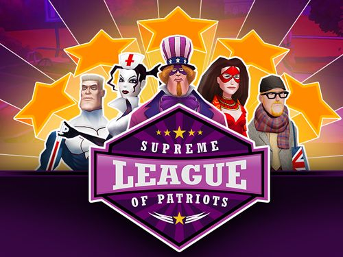 logo Ligue supérieure des patriotes