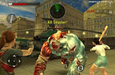 Vertragskiller auf Zombiejagd 2 für iPhone