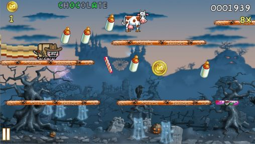 Nyan cat: Lost in space für Android