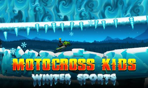 Motocross kids: Winter sportsіконка