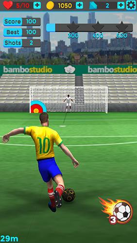 Shoot goal: League 2017 Screenshot