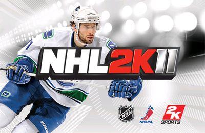 logo 2K Sports NHL 2K11